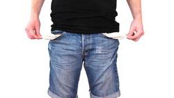 Число банкротов растет