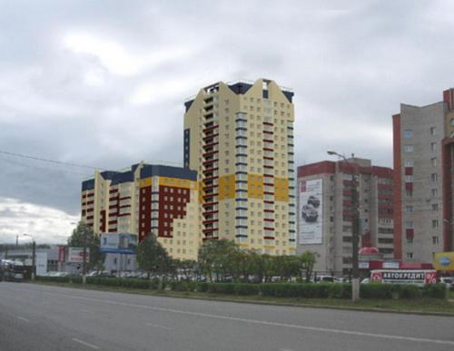 1-й на Московской